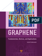 Graphene - Fundamentals, Devices and Applications - Serhii Shafraniuk (CRC, Pan Stanford, 2015)