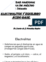 5a S Electrolitos y Eq Acido-Base