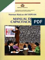 Manual de Capacitación SISPLAN