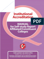 Affiliated College Manual 9aug18 Based on 19jul18 UPDATED