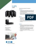 Eaton 5S Datasheet Rev a LOW 281