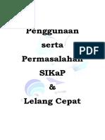 Tata Cara Penggunaan dan Permasalahan SIKaP (1).pdf