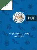 Green Tax Act of Bhutan