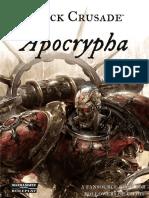 Black Crusade Apocrypha