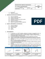 PETS SGK PC 026 Preparacion de Complejo