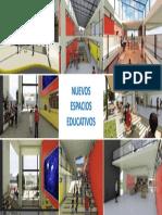Nuevos Espacios Educativos 22.06.16
