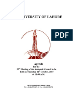 Agenda of 23rd Meeting of Academic Council..pdf