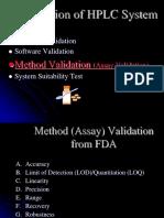 Val Metode HPLC 2012
