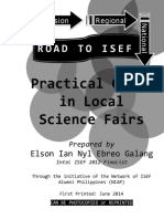 Practical Guide in Local Science Fairs