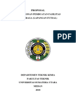 Proposal Futsal 2018