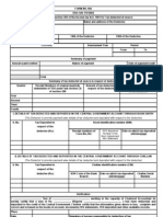 FORM 16A NEW FORMAT | Receipt | Service Industries