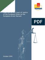 2018 10 EAW Case Law En