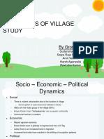 VillageVisit-Objectives1.pptx