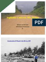 62216182 Asphaltic Concrete Mix Design