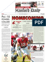 The Stanford Daily, Oct. 22, 2010