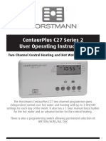User Guide CentaurPlus C27 Series 2 User Web1