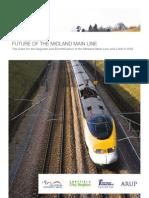 Future of the Midland Mainline &  HSR Link