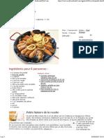 Paella Meilleur Du Chef