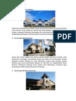 Tempat Ibadah di Indonesia