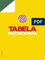 Tabelanutricionalchiquinho Ed4 Nov 2018