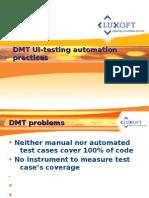 DMT Automation UI-Testing Practice7