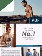 Mens Health Media Kit 2019 1