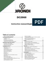 Brondi DC2060 En