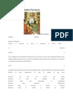 Acatistul Sfantului Partenie