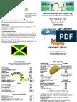 Caribbean Twist Menu