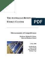 Australian Renewable Energy 2008