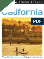 DK Eyewitness Travel Guide California
