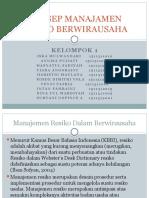 KONSEP MANAJAMEN RESIKO BERWIRAUSAHA.pptx