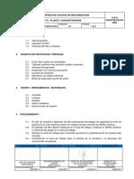 PETS-SGK-PC-023 Limpieza de Cochas de Recuperacion