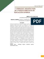 2555 Liderazgo Femenino
