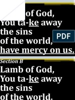 4x3 Lamb of God (Revised Mass of Light)