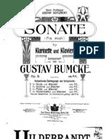 Bumcke Sonata