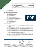 PETS-SGK-PC-0029 Eliminacion de Contenedores de Cianuro de Sodio