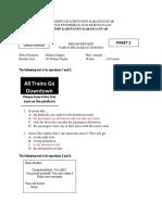Bedah Skl 2019 Bahasa Inggris Paket 2