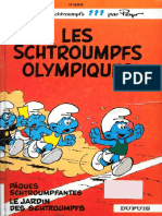 Tome 11 - Les Schtroumpfs Olympiques