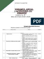 0 Tematica Sedintelor Cu Parintii 20132014