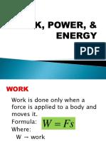Phy 1 Work Power Energy