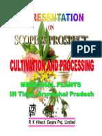 Tirap Medicinal Presentation