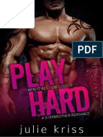 Play Hard-Julie Kriss
