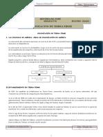 COLONIZACIÓN DE TIERRA FIRME