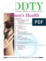 What Doctors Dont Tell You - Women's Health.pdf