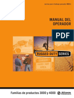 manual  operacion equipo
