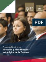 PDD Estrategia 2019