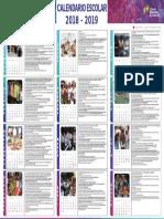 Calendario Escolar 2018-2019 Mppe