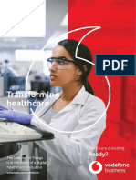 VOD Healthcare Brochure 2018