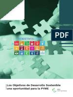 Los ODS Una Oportunidad Para La PYME